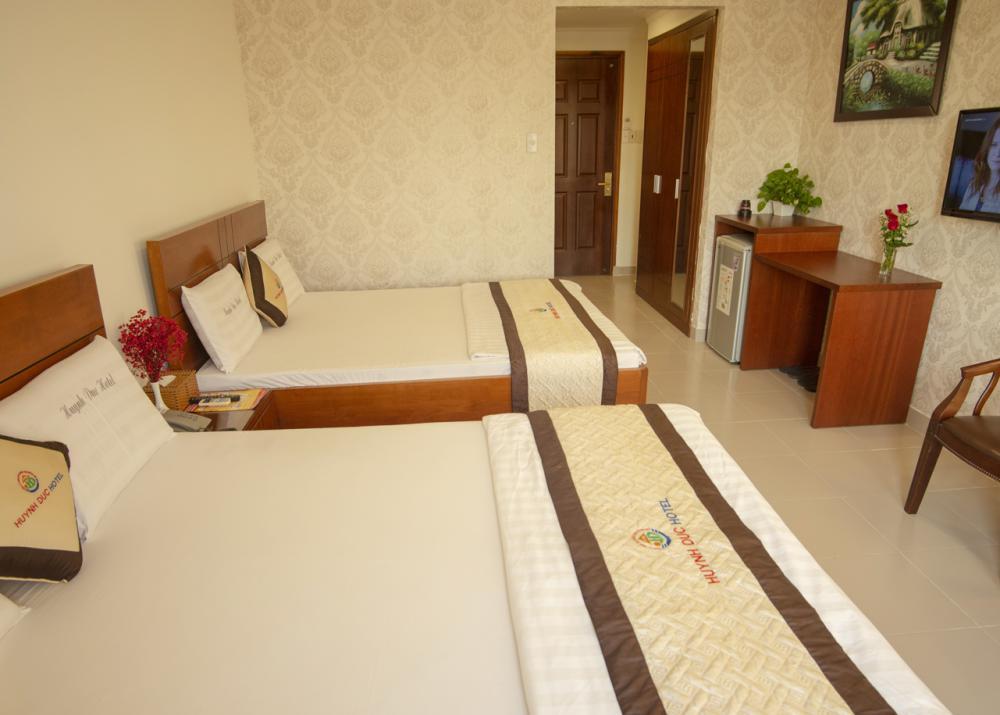 VIP 5- Deluxe Quad Room