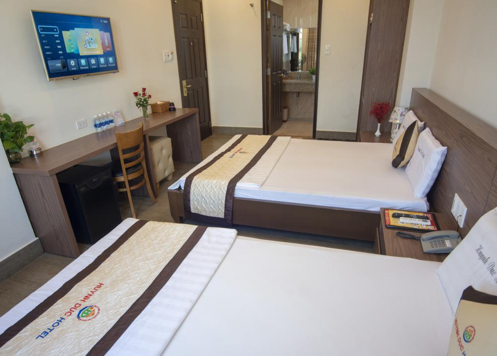 VIP 11-Quad Room