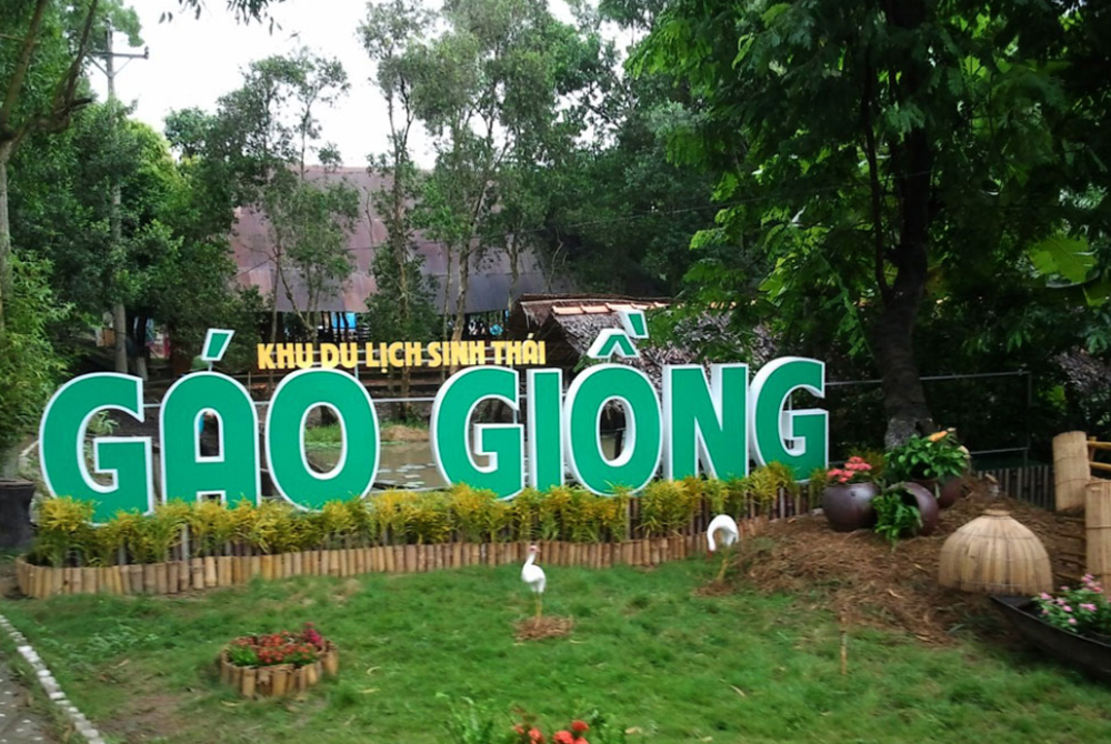 Du lịch sinh thái Gáo Giồng Đồng Tháp-Nghỉ chân tại Khách sạn Huỳnh Đức