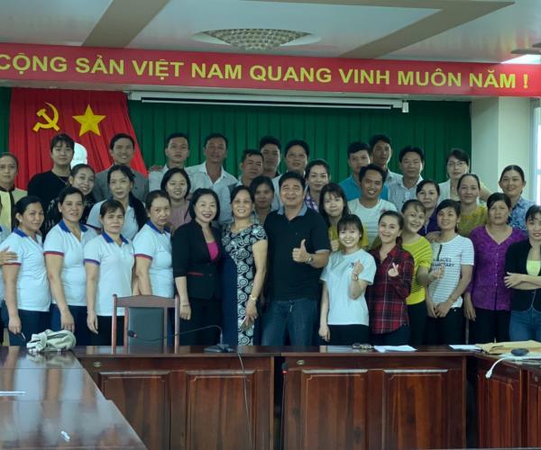 Bồi dưỡng nâng cao nghiệp vụ Buồng nhân viên khách sạn Huỳnh Đức