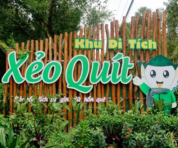 Tham quan khu du lịch Xẻo Quýt Đồng Tháp- Nghỉ tại Khách sạn Huỳnh Đức- TP.Cao Lãnh