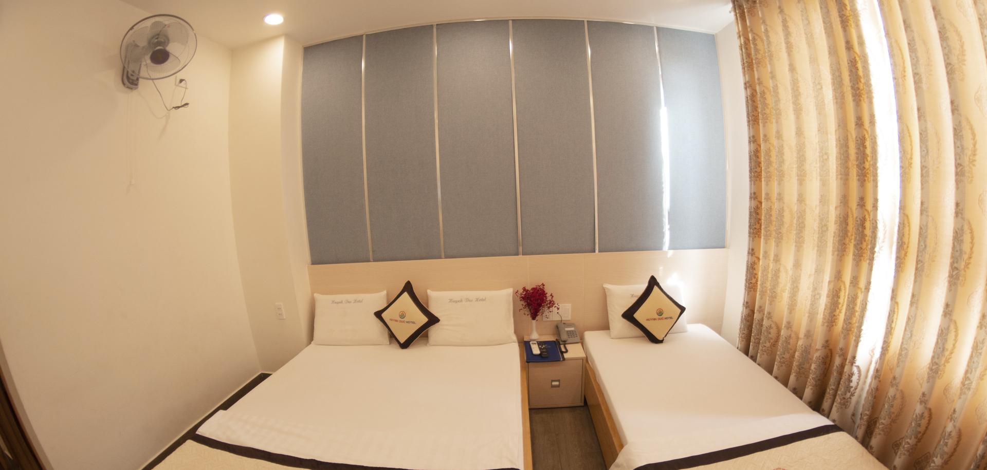 VIP 9-Economy Triple Room