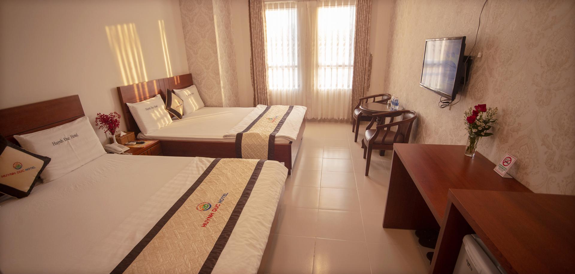 VIP 4-Standard Quad Room