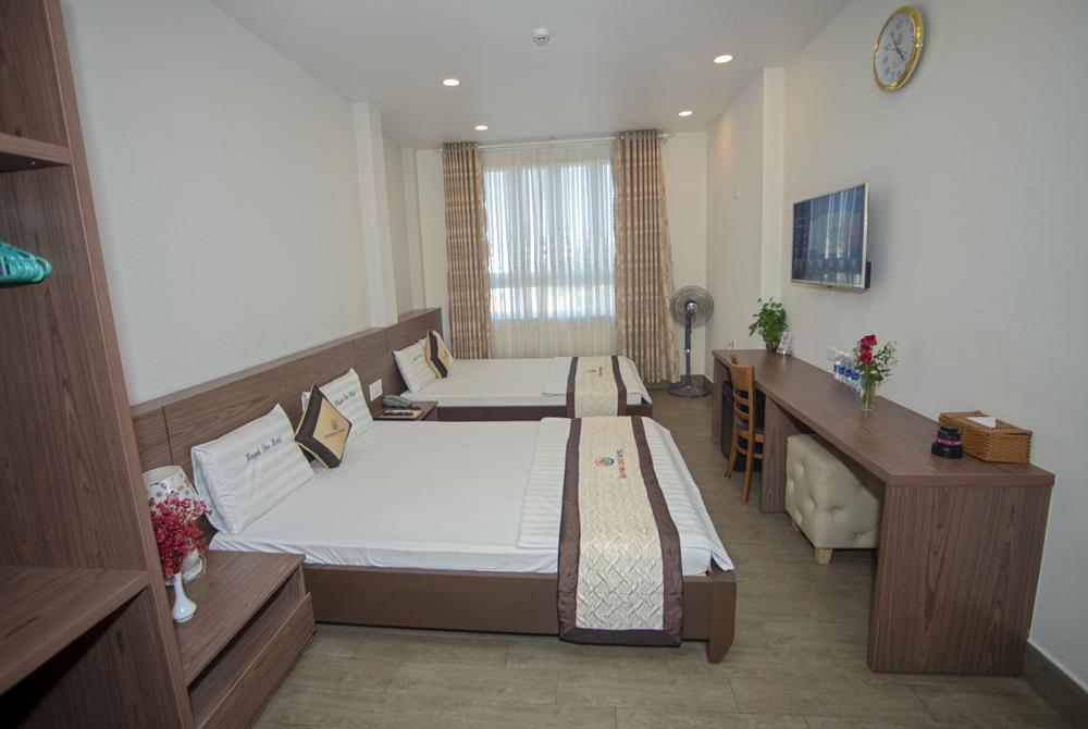 VIP 11- Quad Room