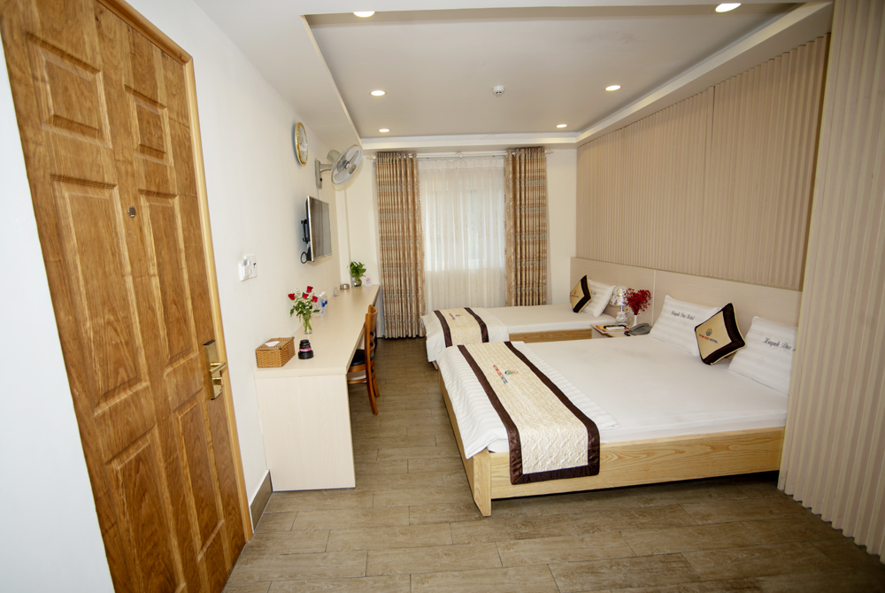VIP 10- Deluxe Triple Room